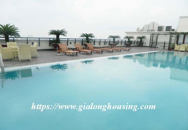 5 - star serviced apartment in Pacific Place Ly Thuong Kiet 20