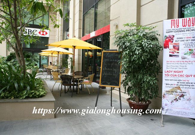 5 - star serviced apartment in Pacific Place Ly Thuong Kiet 4