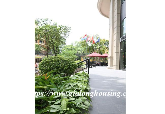5 - star serviced apartment in Pacific Place Ly Thuong Kiet 5