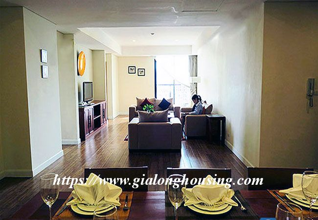 5 - star serviced apartment in Pacific Place Ly Thuong Kiet 6