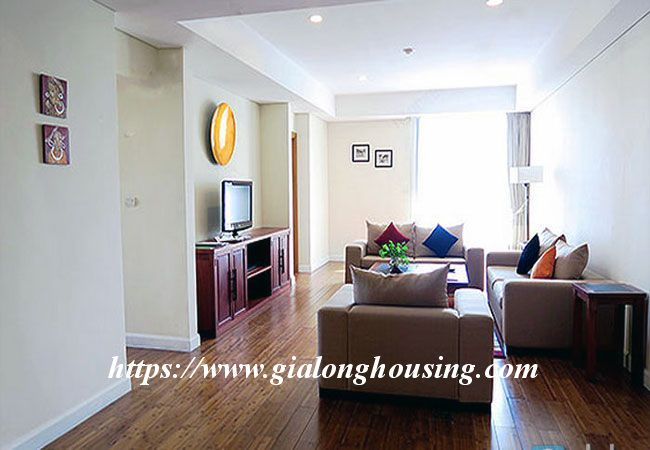 5 - star serviced apartment in Pacific Place Ly Thuong Kiet 7