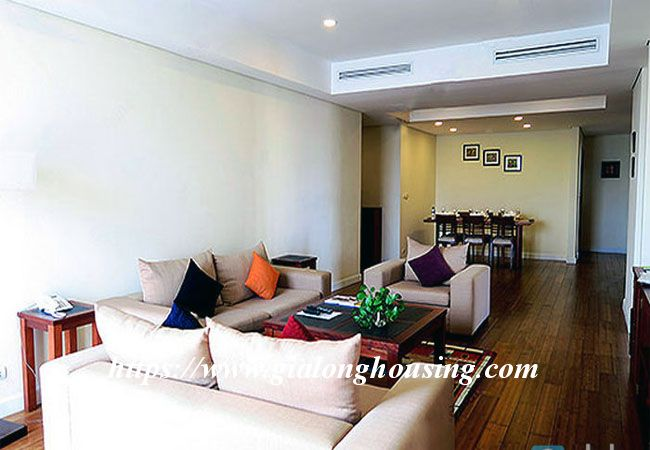 5 - star serviced apartment in Pacific Place Ly Thuong Kiet 8