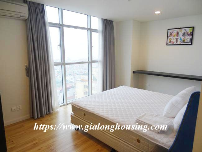 Brand new 3 bedroom apartment for rent in Watermark building 12