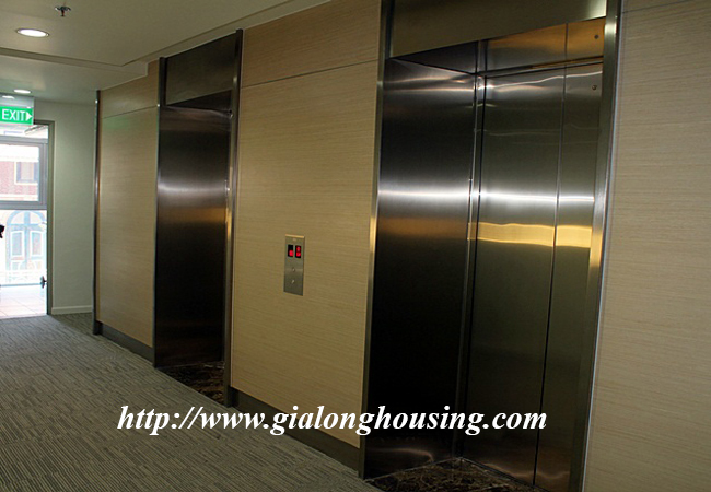 Brand new 3 bedroom apartment for rent in Watermark building 2