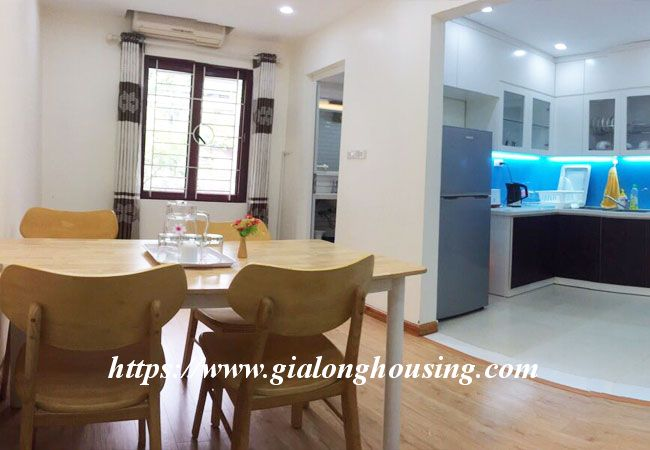 Naturally well - lit and cozy apartment in Van Bao 6