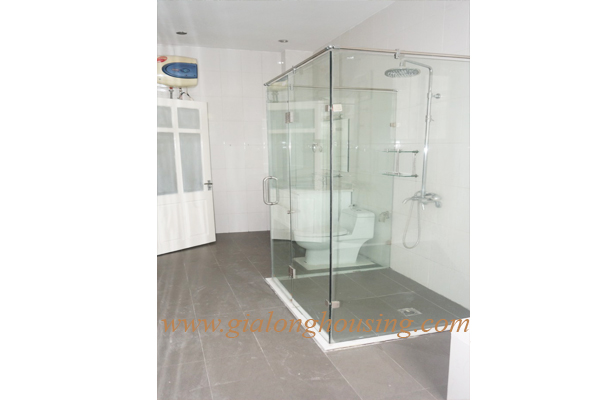 Swimming pool villa for rent in To Ngoc Van street,Tay Ho district 10