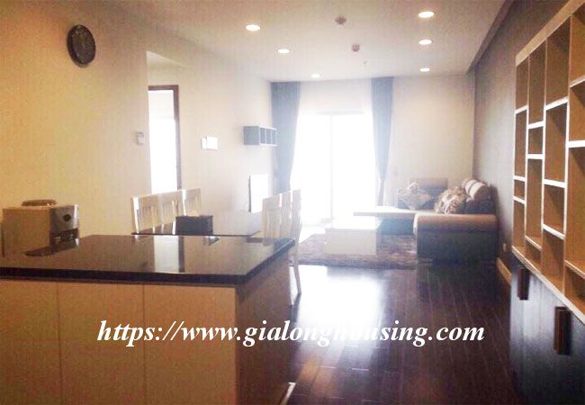 3 bedroom fully furnished apartment in high floor Lancaster 1
