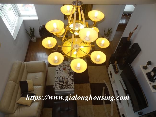 Penthouse apartment at G building, Ciputra urban area 10