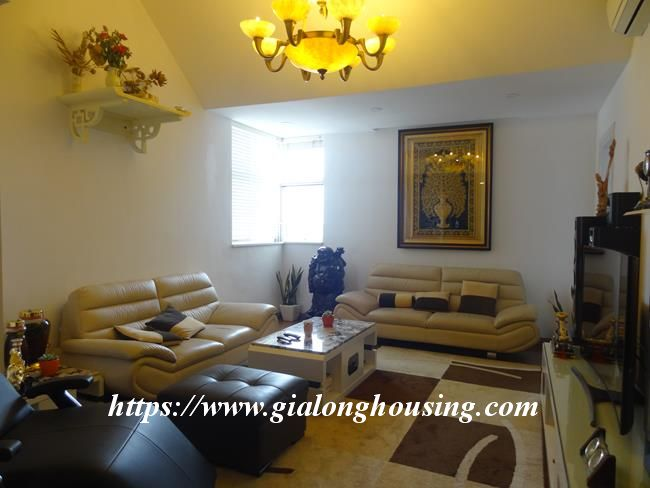 Penthouse apartment at G building, Ciputra urban area 7