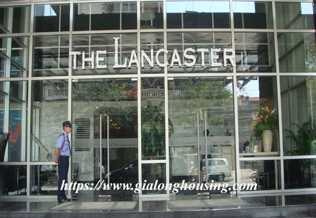 Luxurious high floor apartment in Lancaster Nui Truc 1