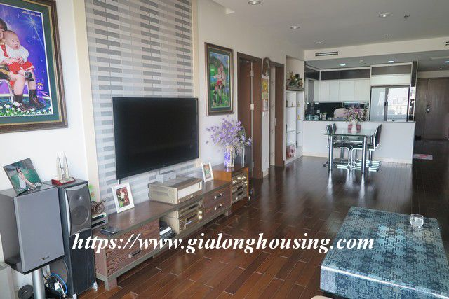 Luxurious high floor apartment in Lancaster Nui Truc 13