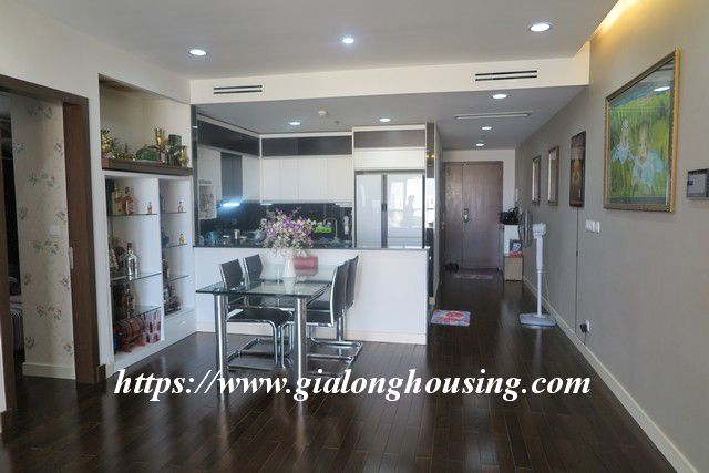 Luxurious high floor apartment in Lancaster Nui Truc 14