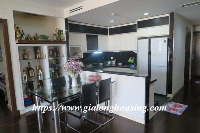 Luxurious high floor apartment in Lancaster Nui Truc 15