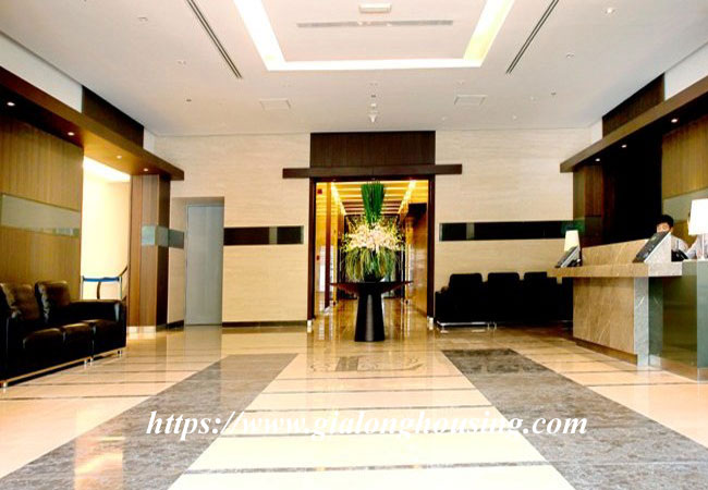 Luxurious high floor apartment in Lancaster Nui Truc 2