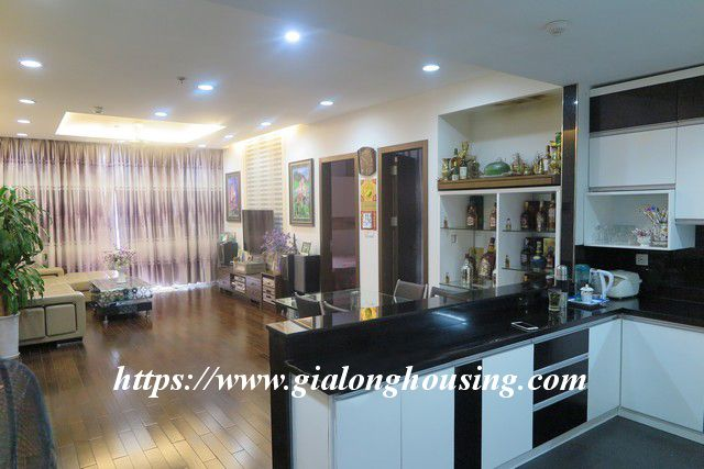 Luxurious high floor apartment in Lancaster Nui Truc 3