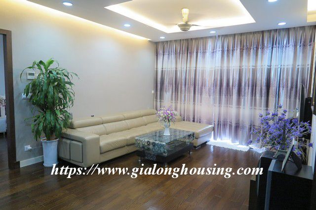 Luxurious high floor apartment in Lancaster Nui Truc 4