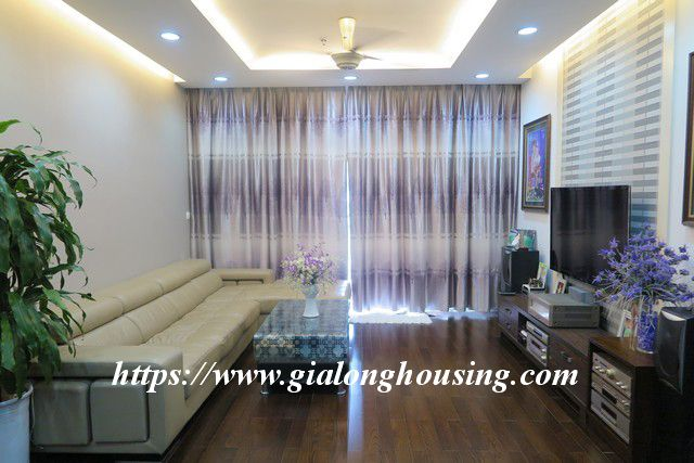 Luxurious high floor apartment in Lancaster Nui Truc 5