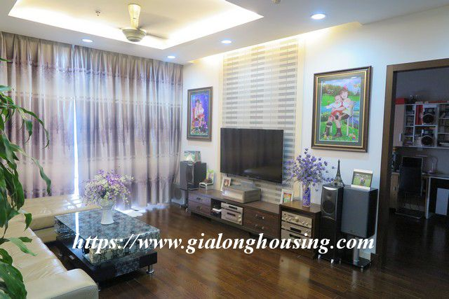 Luxurious high floor apartment in Lancaster Nui Truc 6
