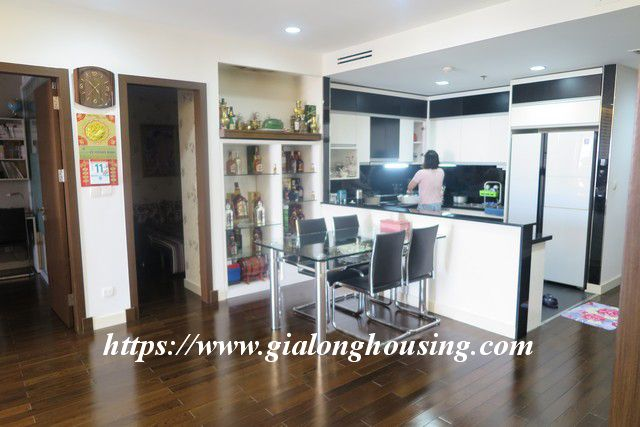Luxurious high floor apartment in Lancaster Nui Truc 7