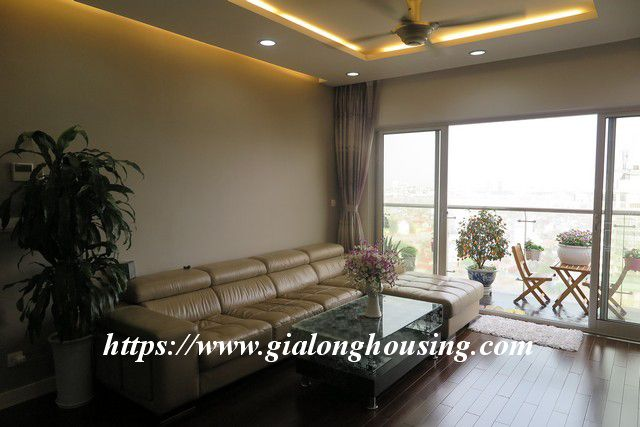 Luxurious high floor apartment in Lancaster Nui Truc 8