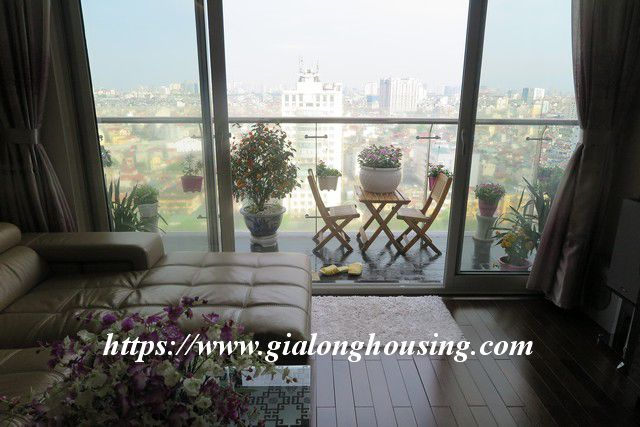 Luxurious high floor apartment in Lancaster Nui Truc 9