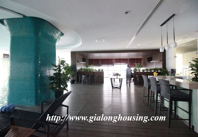 Luxurious high floor apartment in Lancaster Nui Truc 11