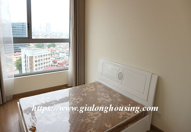 Four bedroom apartment in high floor of Vinhomes Nguyen Chi Thanh 6