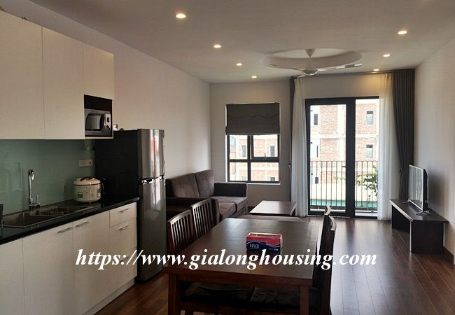 New serviced apartment in lane 12 Dang Thai Mai, Tay Ho 1