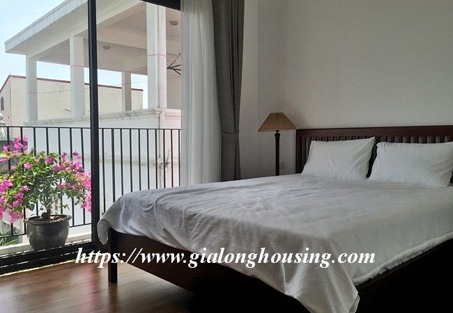 New serviced apartment in lane 12 Dang Thai Mai, Tay Ho 13