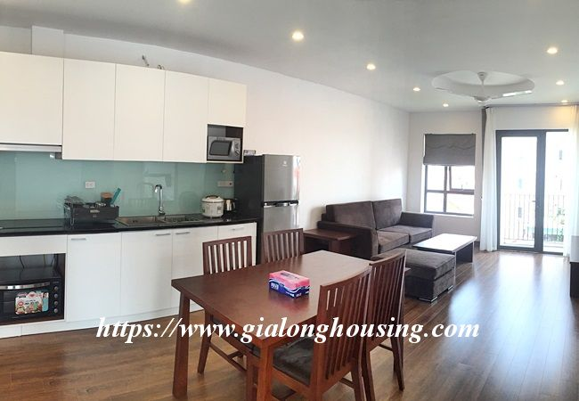 New serviced apartment in lane 12 Dang Thai Mai, Tay Ho 2