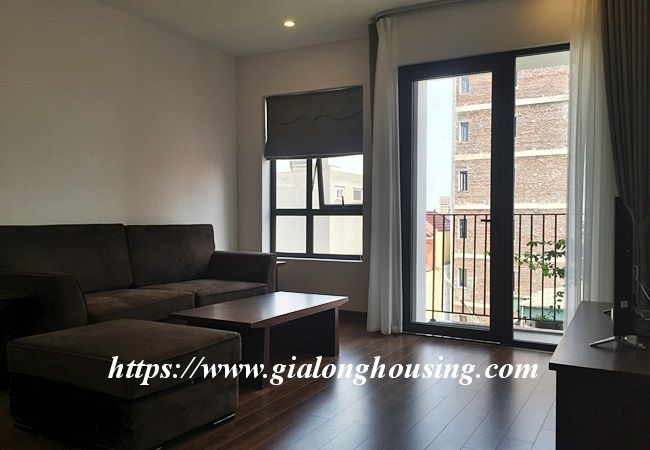 New serviced apartment in lane 12 Dang Thai Mai, Tay Ho 3