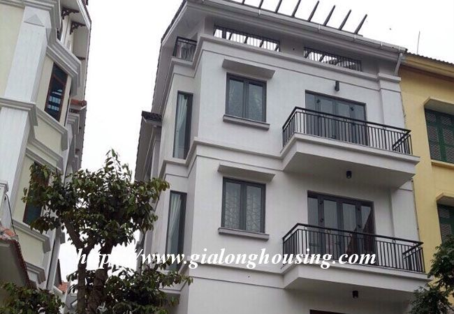 Modern and brand new villa in Trung Van area 1