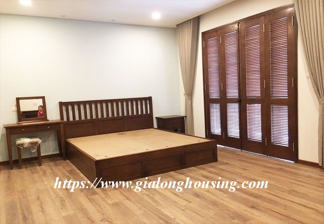Modern and brand new villa in Trung Van area 11