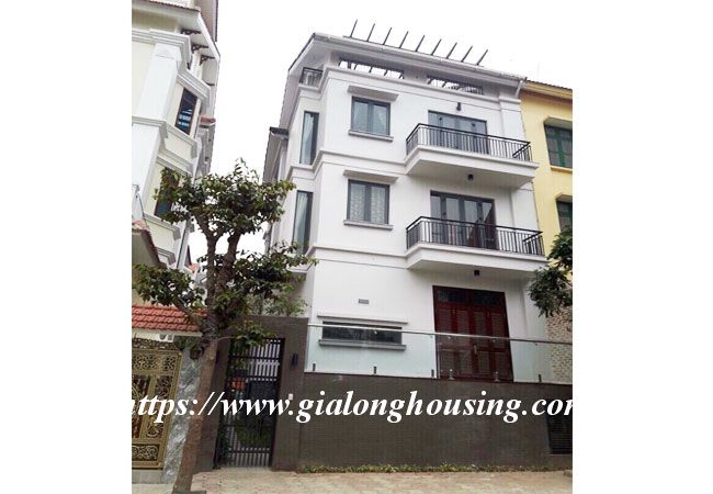 Modern and brand new villa in Trung Van area 2