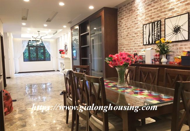 Modern and brand new villa in Trung Van area 5