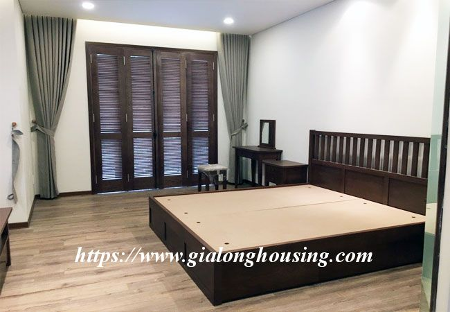 Modern and brand new villa in Trung Van area 9