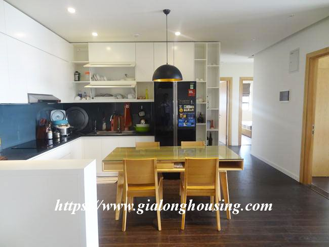 Big beautiful apartment in Green Stars building, Pham Van Dong $700 1