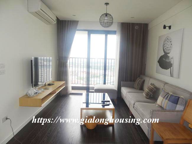 Big beautiful apartment in Green Stars building, Pham Van Dong $700 16