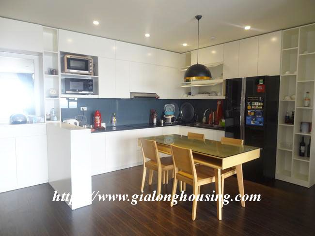 Big beautiful apartment in Green Stars building, Pham Van Dong $700 2