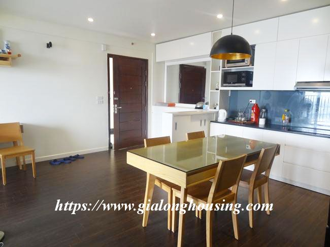 Big beautiful apartment in Green Stars building, Pham Van Dong $700 3