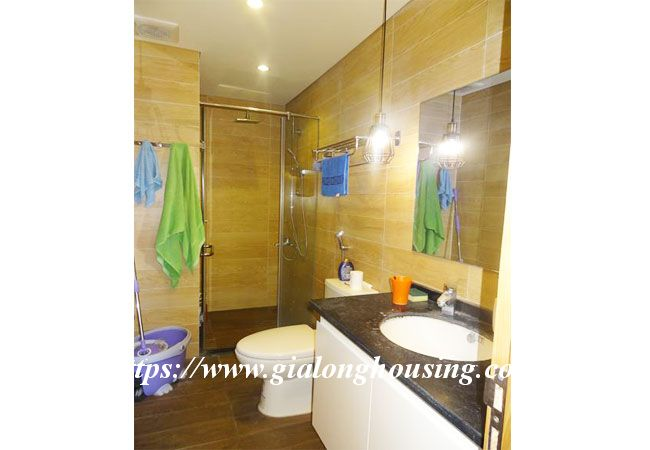 Big beautiful apartment in Green Stars building, Pham Van Dong $700 5