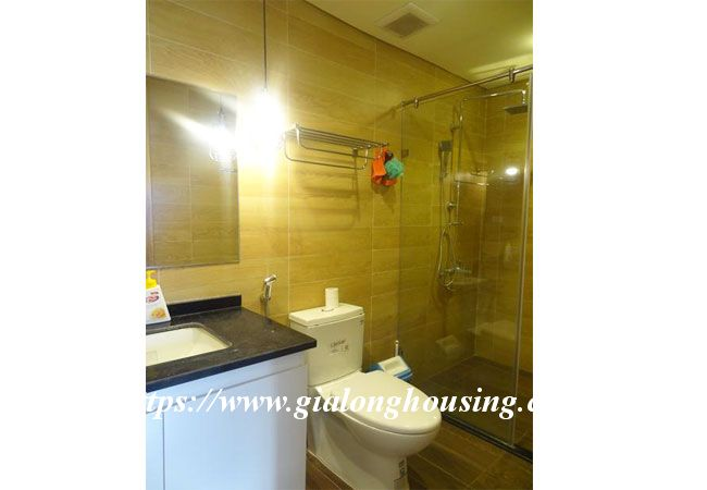 Big beautiful apartment in Green Stars building, Pham Van Dong $700 8