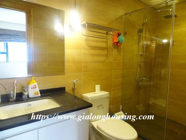 Big beautiful apartment in Green Stars building, Pham Van Dong $700 9
