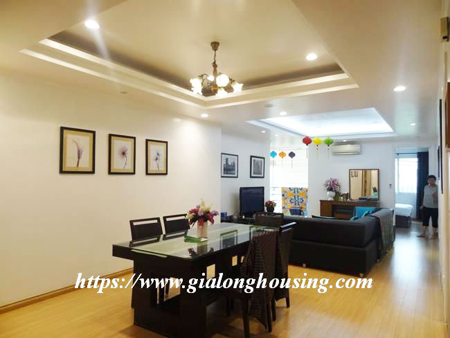 Cozy apartment with open balcony in E 4 building, Ciputra 1