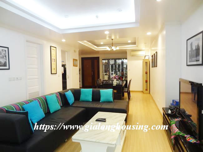 Cozy apartment with open balcony in E 4 building, Ciputra 12