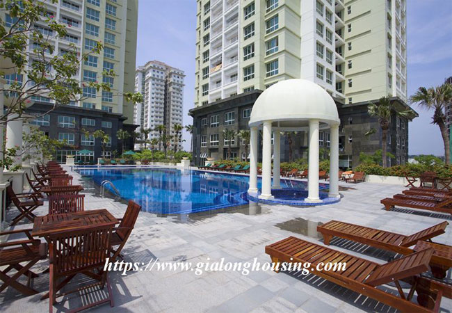 Cozy apartment with open balcony in E 4 building, Ciputra 17