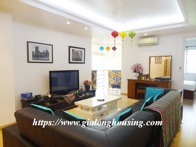 Cozy apartment with open balcony in E 4 building, Ciputra 2