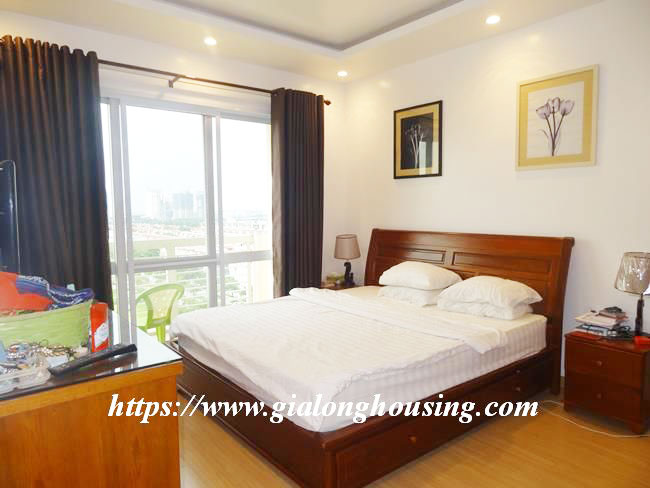 Cozy apartment with open balcony in E 4 building, Ciputra 5