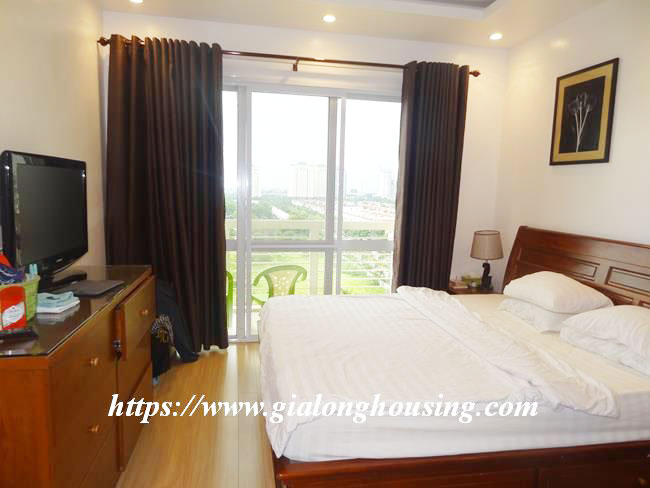 Cozy apartment with open balcony in E 4 building, Ciputra 8