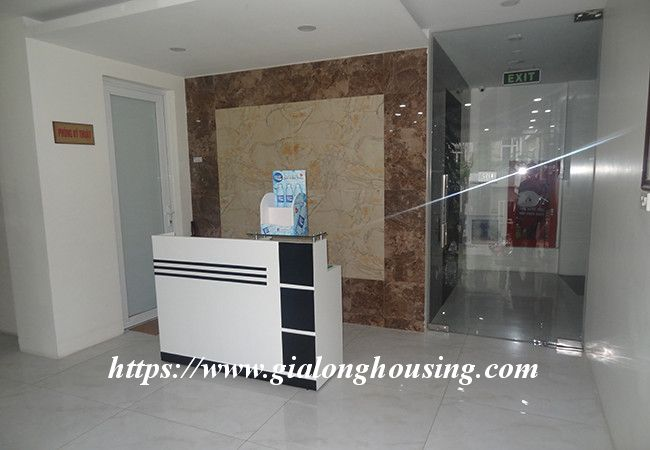 Nice studio apartment in Ba Dinh for rent 3